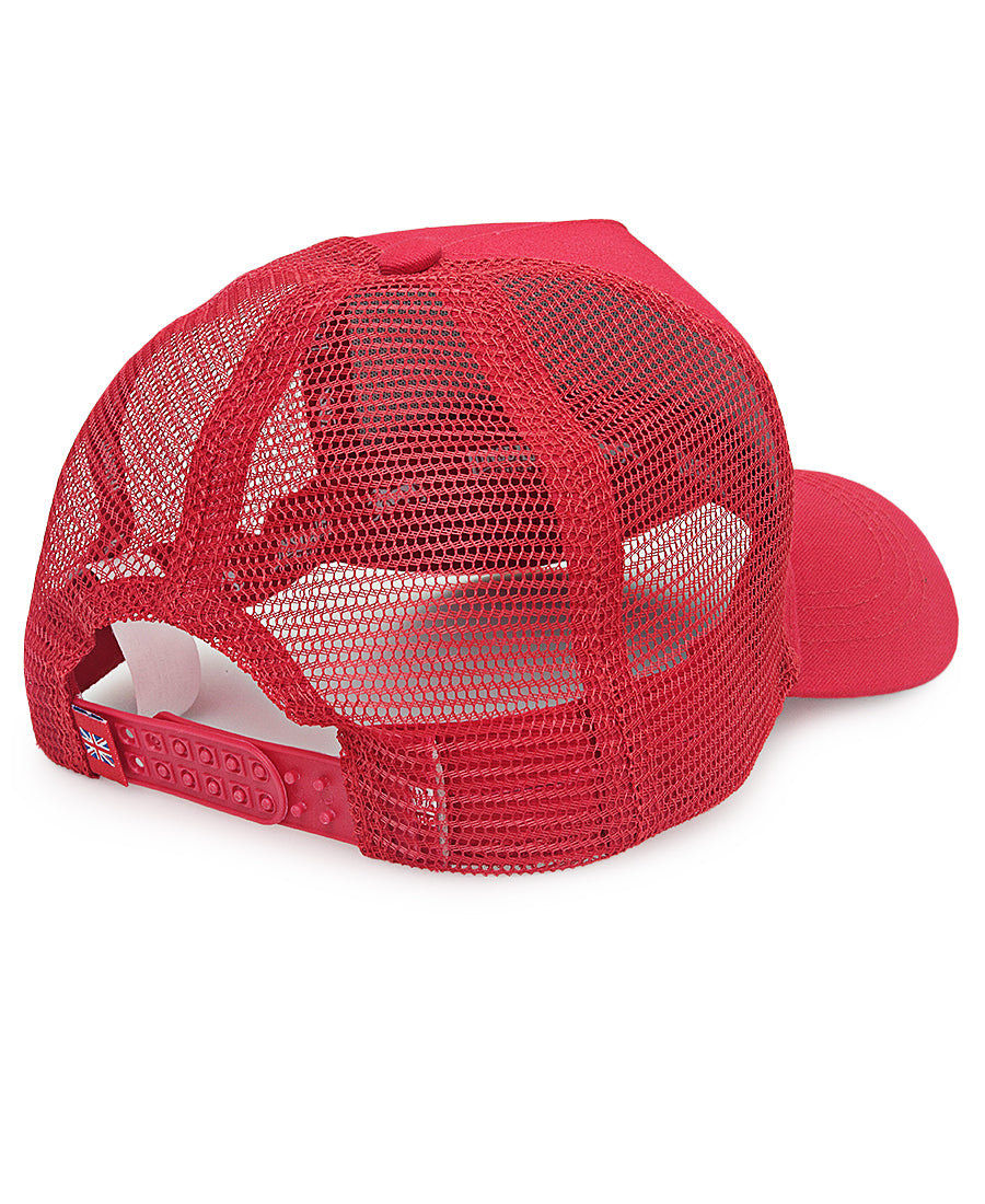 Lonsdale Cap - Red