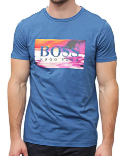 Hugo Boss T-Shirt - Blue