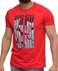 Hugo Boss T-Shirt - Red