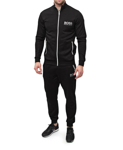 Hugo Boss Lounge Jacket - Black