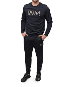 Hugo Boss Lounge Pants - Blue