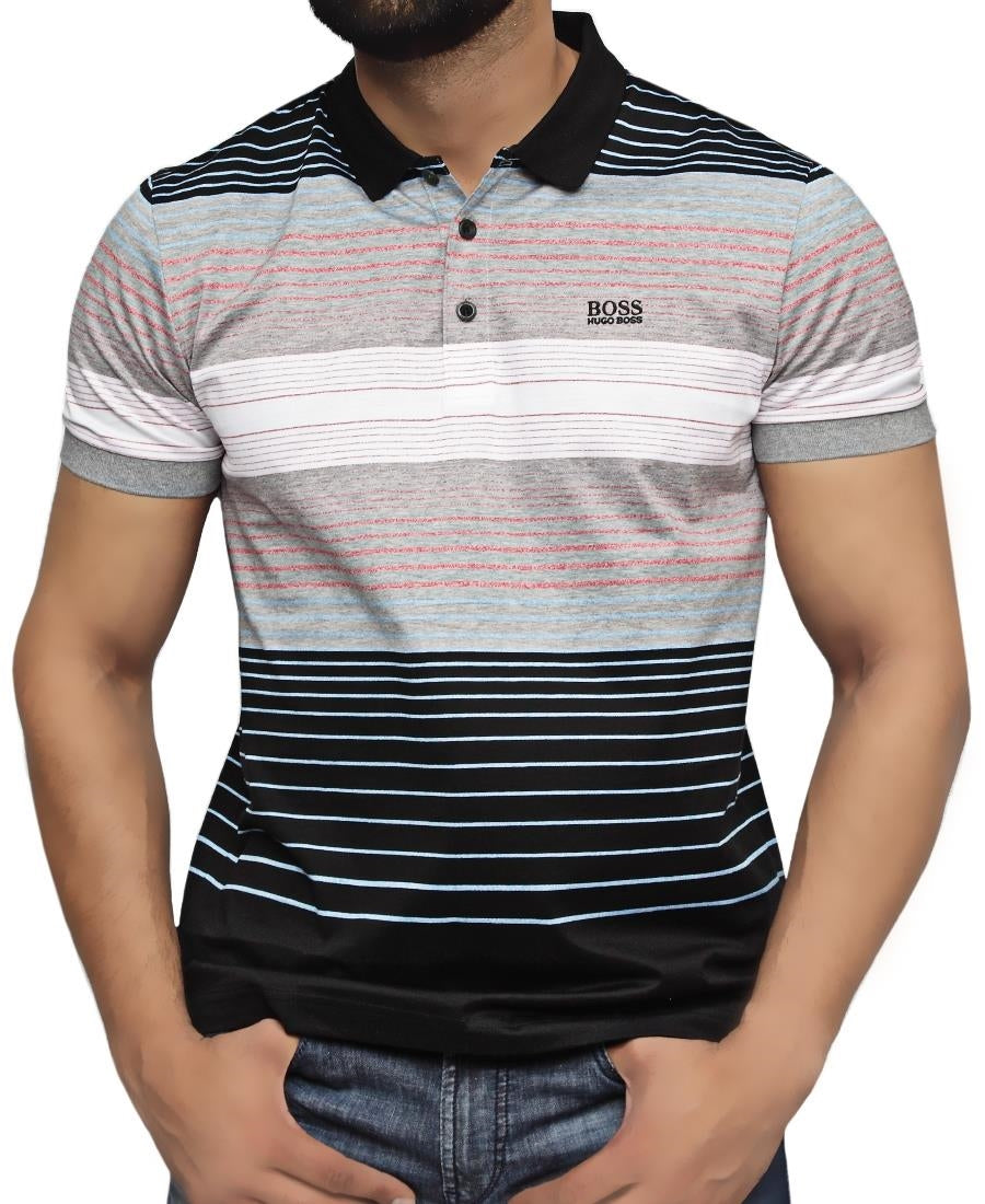 Regular Fit Hugo Boss Golfer - Black
