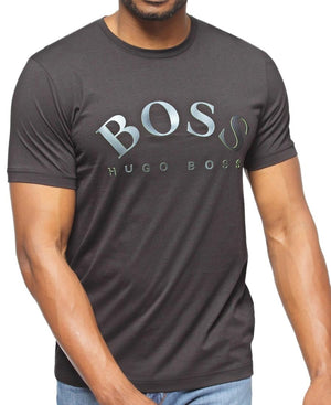 Slim Fit Hugo Boss T-Shirt - Black