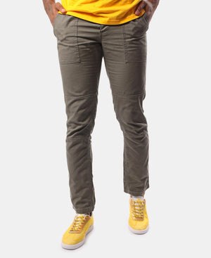 Men's Casual Pants - Olive