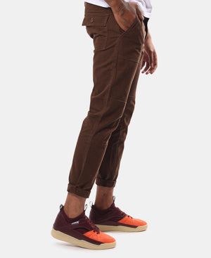 Men's Casual Pants - Brown