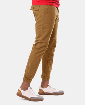 Men's Casual Pants - Tan