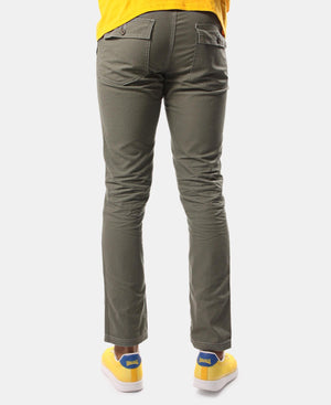 Men's Casual Pants - Green