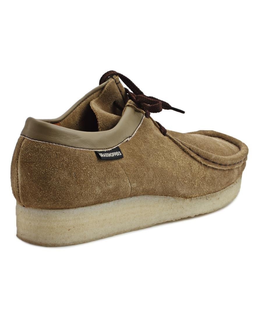 Casual Moccasin - Tan