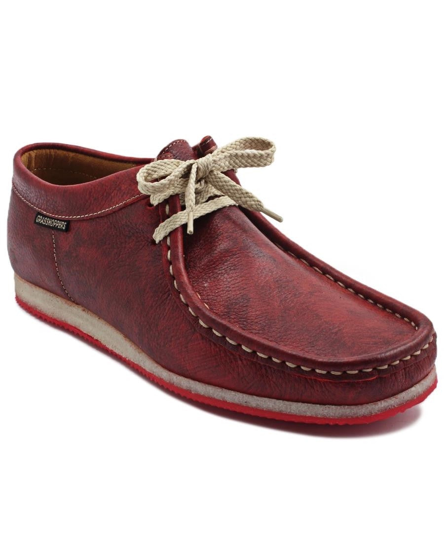Comfort Loafer - Red