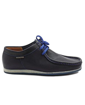 Comfort Loafer - Blue