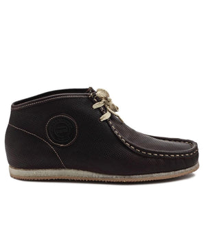 Casual Moccasin - Choc