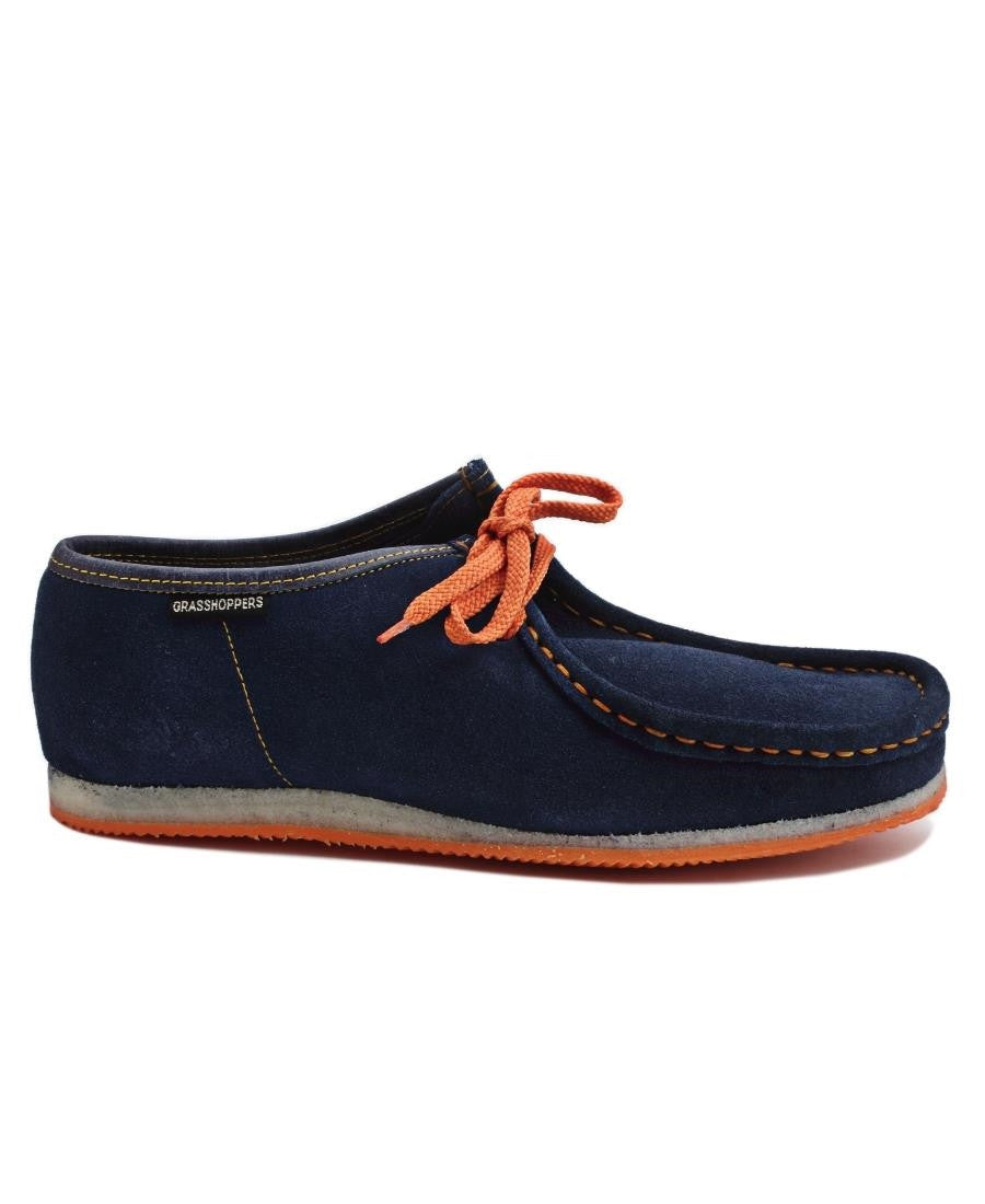 Casual Moccasin - Blue