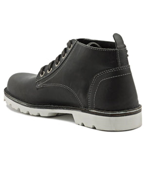 Casual Boot - Grey