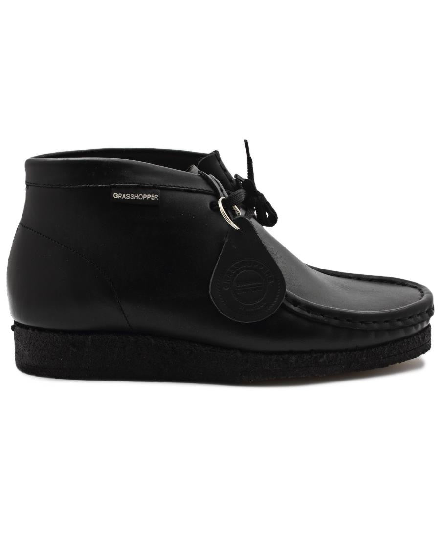 Casual Moccasin - Black