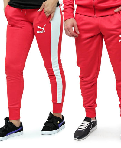 Archive T7 Track Pants - Red
