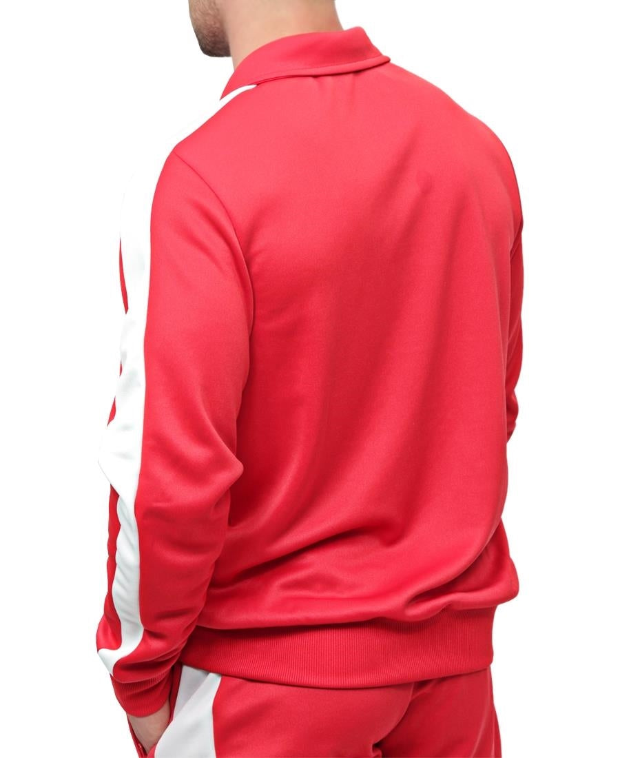 Archive Track Jacket - Red