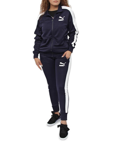 Archive T7 Track Jacket - Navy