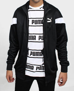 Puma Iconic Track Jacket - Black