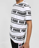 Puma Amplified Tee - White