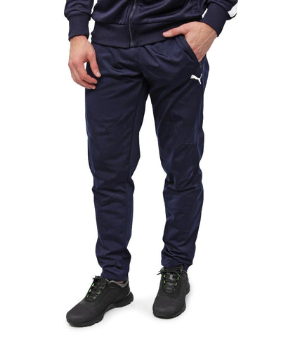 Tricot Pants - Navy