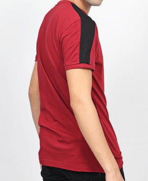 Puma Iconic T7 Slim Tee - Red