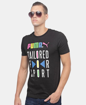 Graphic TFS Tee - Black