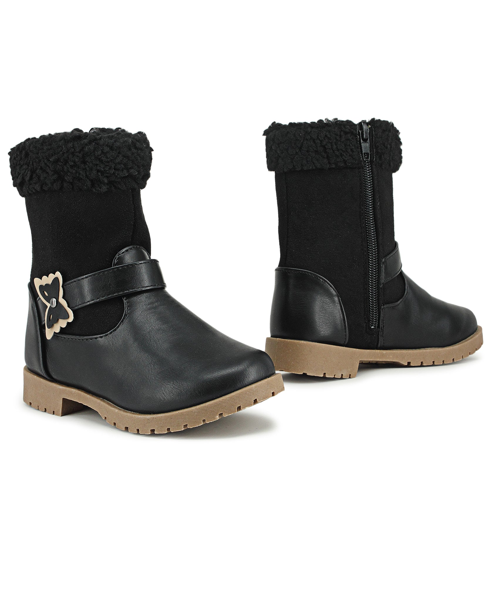 Girls Boots - Black