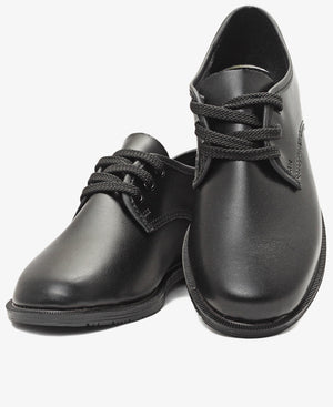 Kids School Shoes - Black