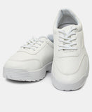 Girls Sneakers - White