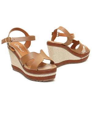 Wedge - Brown