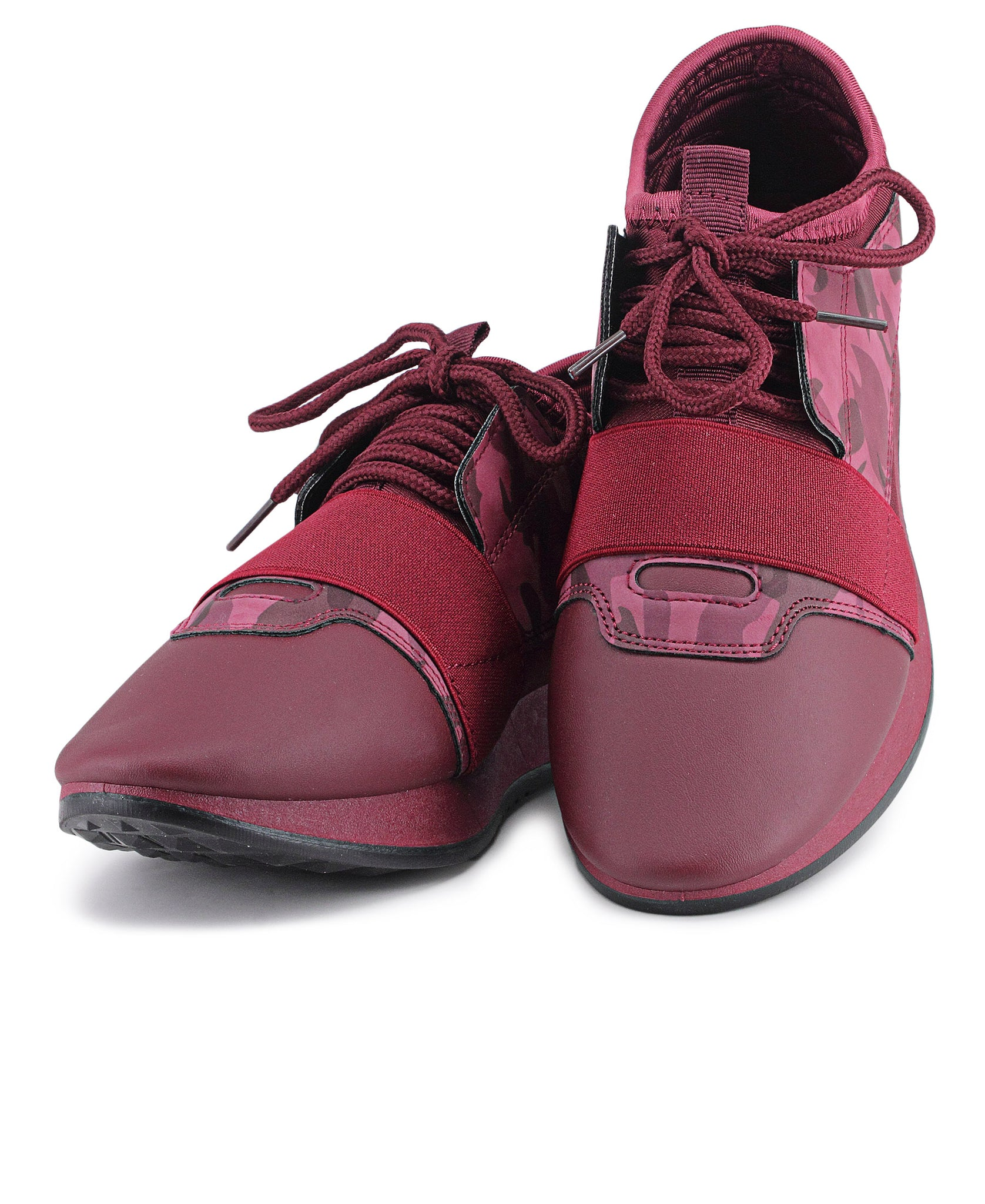 Ladies' Storm Camo - Burgundy