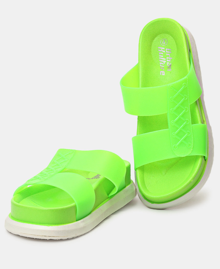 Jelly Sandals - Green