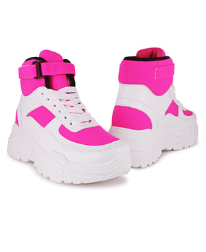 Ladies' Blast Boot - Pink