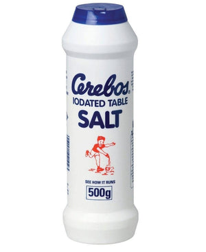 Cerebos Table Salt 500g - White
