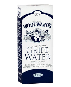 Woodwards Gripewater 150ml - Clear