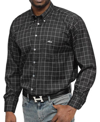 Regular Fit Shirt - Black