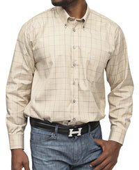 Regular Fit Shirt - Camel