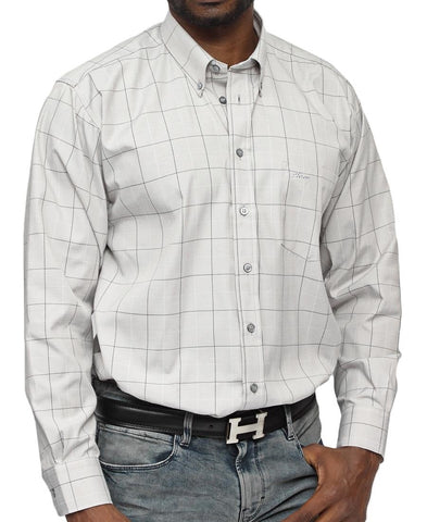 Regular Fit Shirt - Grey