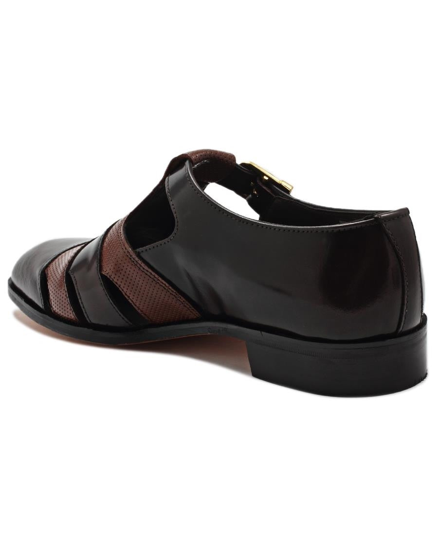 Riviera Sandal - Brown
