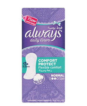 Always Liners 20s normal - Blue