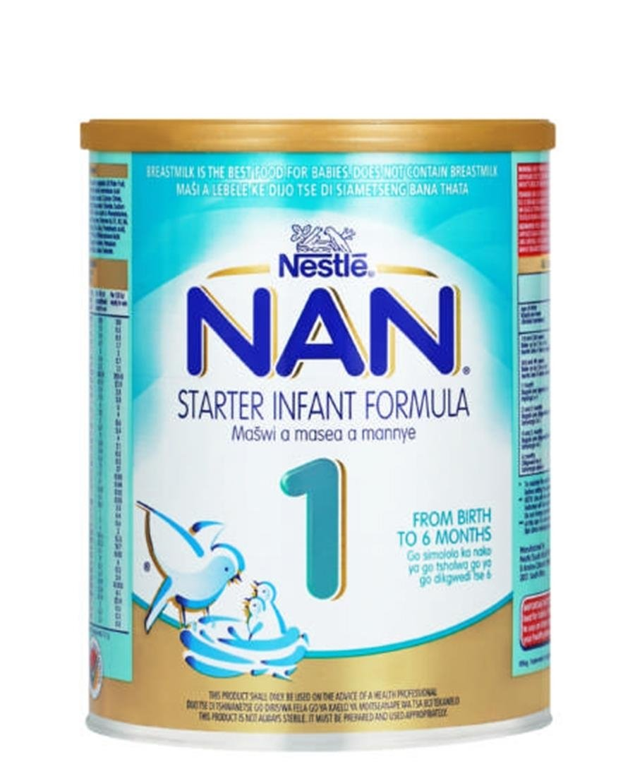 Nan No. 1 Formula 900g - Cream