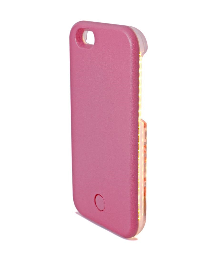 Iphone 6/6S LED Cover - Pink