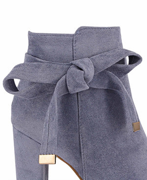 Ankle Boots - Blue