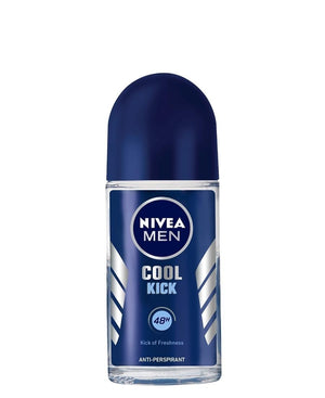 Men's Cool Kick Roll On 50ml - Clear