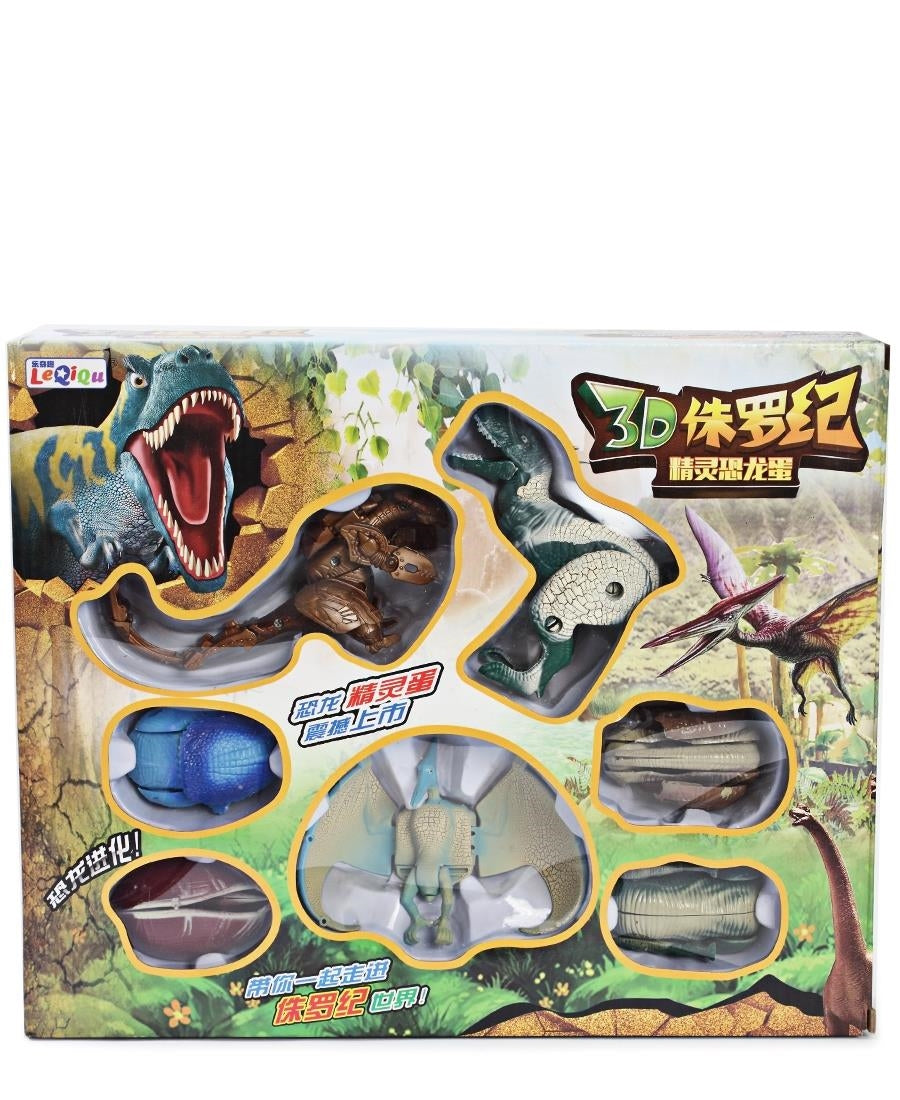 Kids Dinosaur Set - Multi