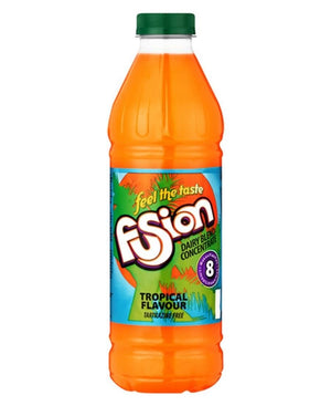 Fusion Dairy Blend 1L Tropical - Yellow