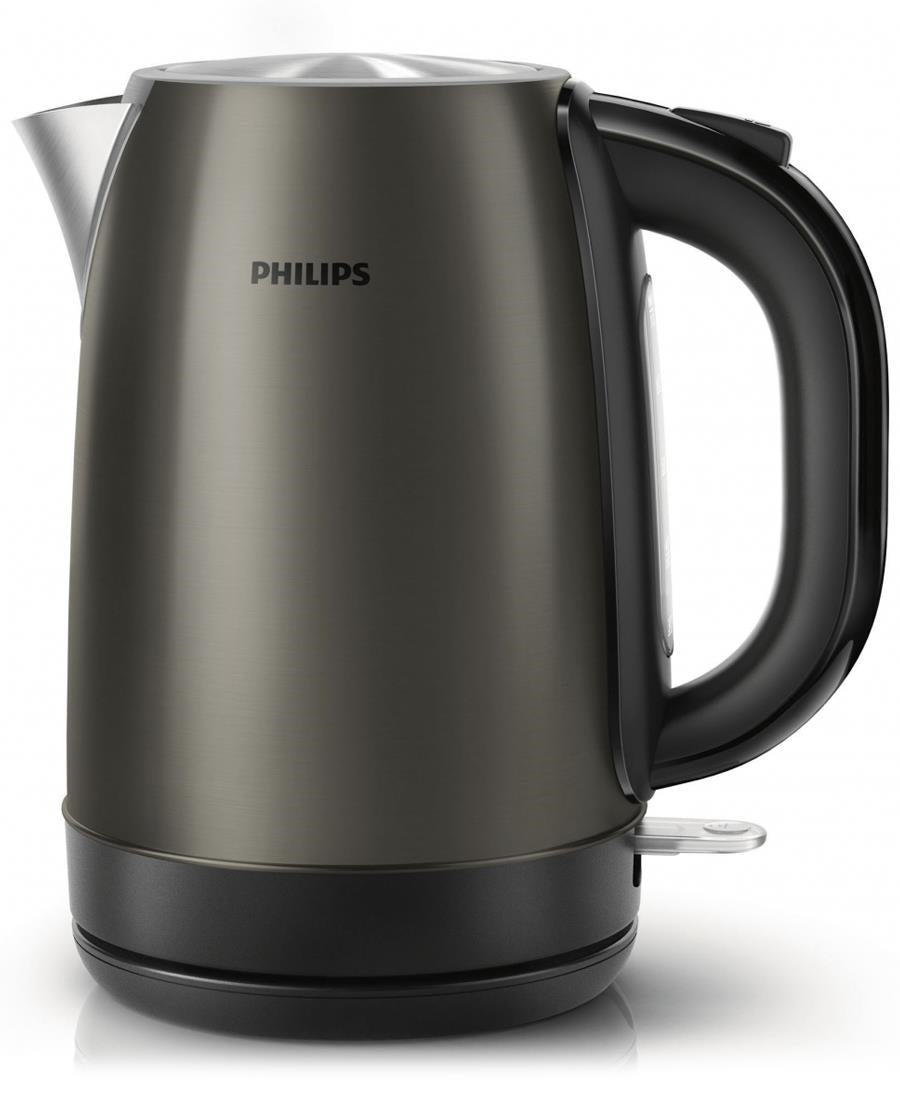 Philips 1.7L Cordless Kettle - Grey
