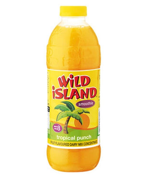 Wild Island 1L Tropical  - Yellow