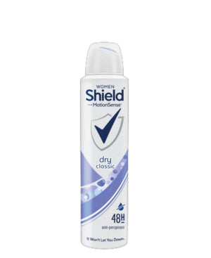Shield Deodorant Classic 150ml - Black