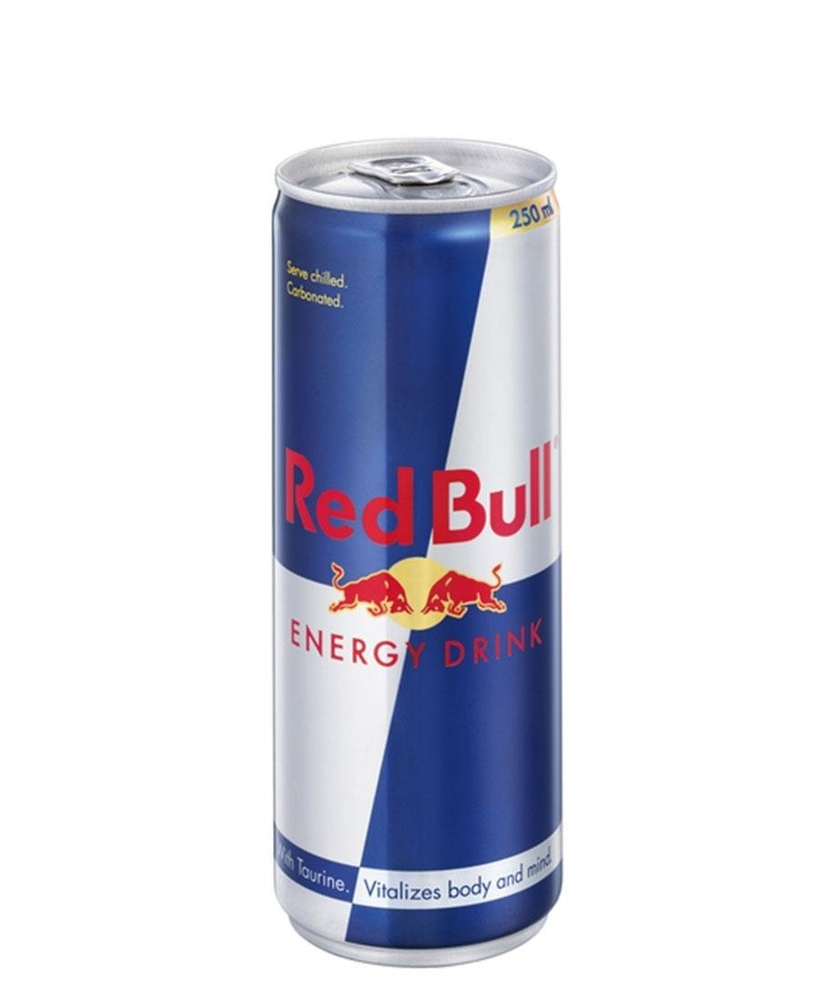 Redbull Energy Drink 250ml - Blue